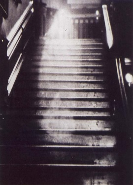 ghostonthestairs
