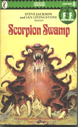 scorpionswamp